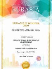 eurasian winner